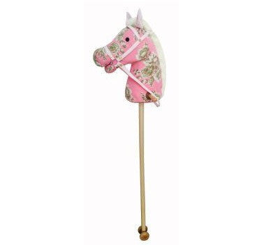 Charlotte Pink Musical Hobby Horse