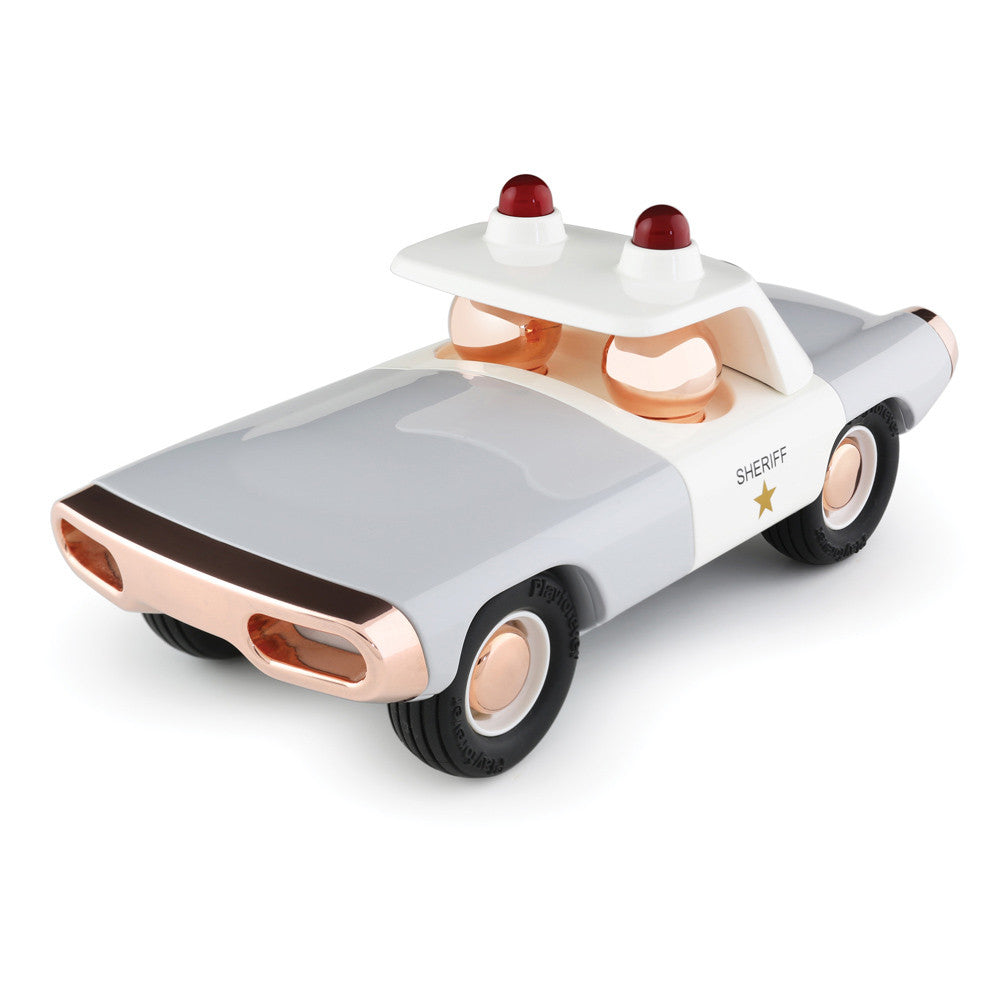 Heat Moon Grey Sheriff Vehicle