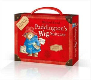 Paddington's Big Suitcase