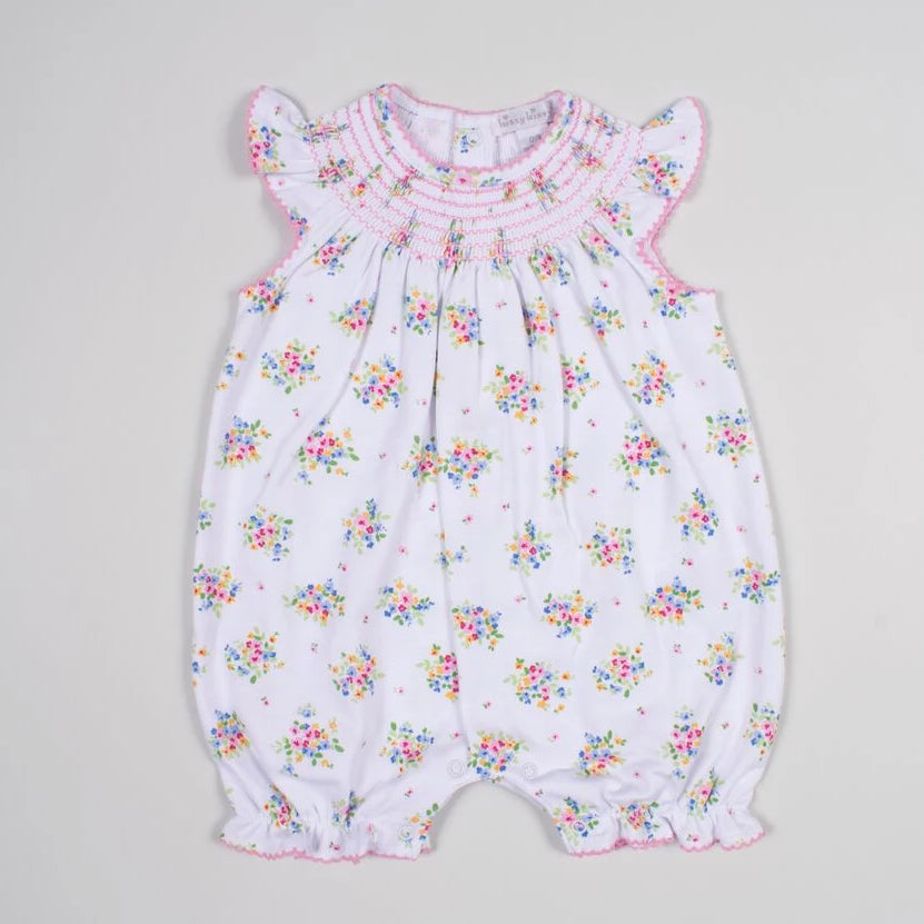 Petit Pansies Playsuit