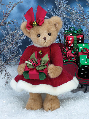 CHRISTMAS BEAR PRESENTS