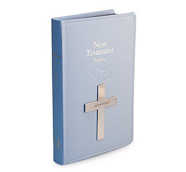 Bible New Testament with Sterling Silver