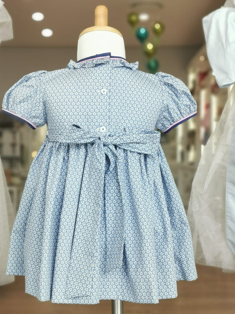 Beatrice Smocked Dress
