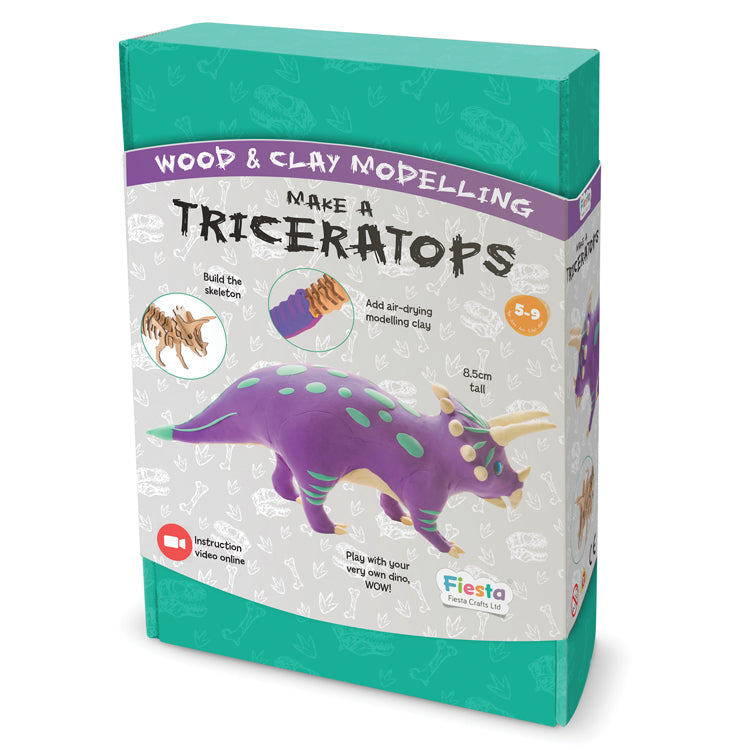 Make a Triceratops