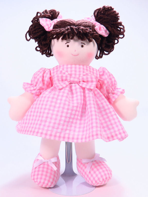 Mini Sweetie Brunette Doll