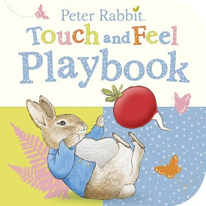 Peter Rabbit Touch  & Feel Playbook