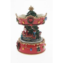 Christmas Tree Carousel