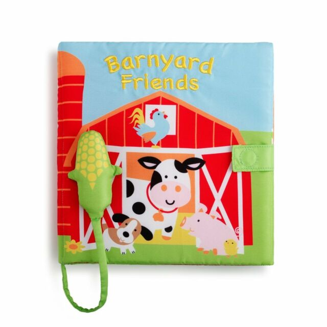 Barnyard Friends Book W/Sound
