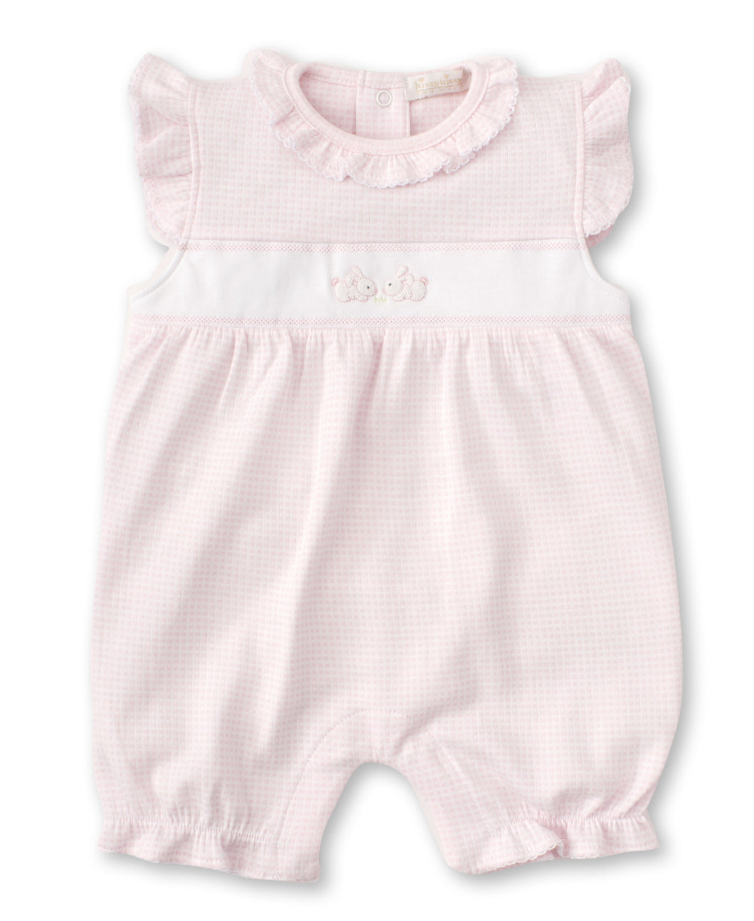 Pink Cottontails Playsuit