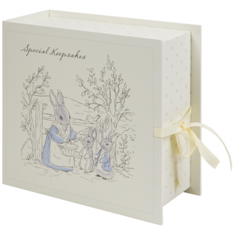 Keepsake Box Peter Rabbit