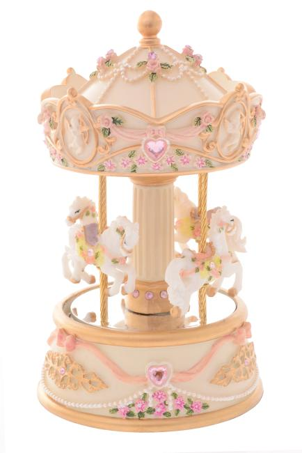 Mirror Carousel Cream