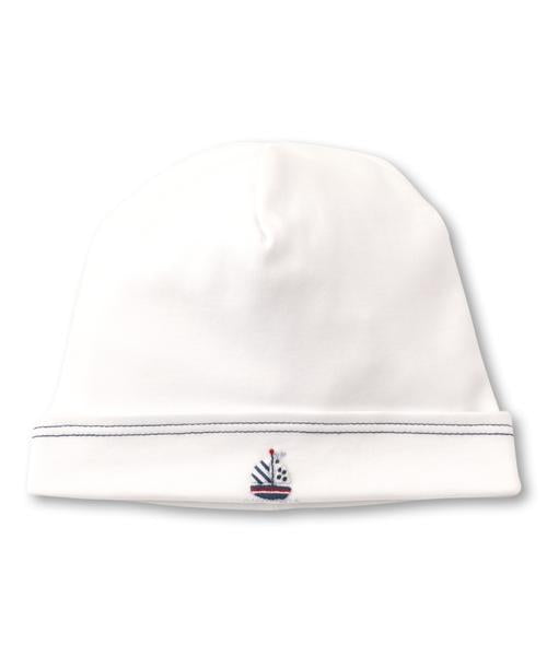 Boat Pull on Hat