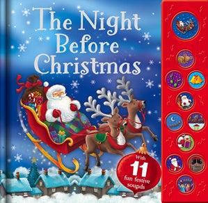Night Before Christmas Sound
