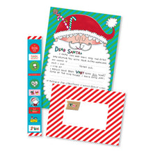 Load image into Gallery viewer, Letter to Santa Kit