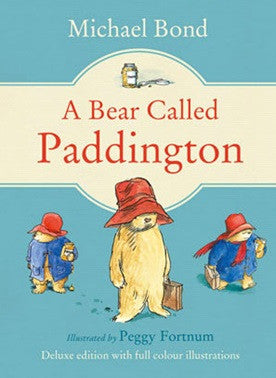 A Bear Called Paddington Gift Edition