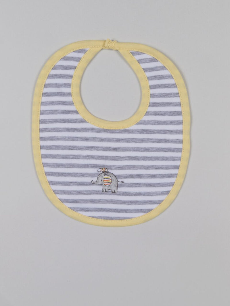 Embroidered Jamboree Bib