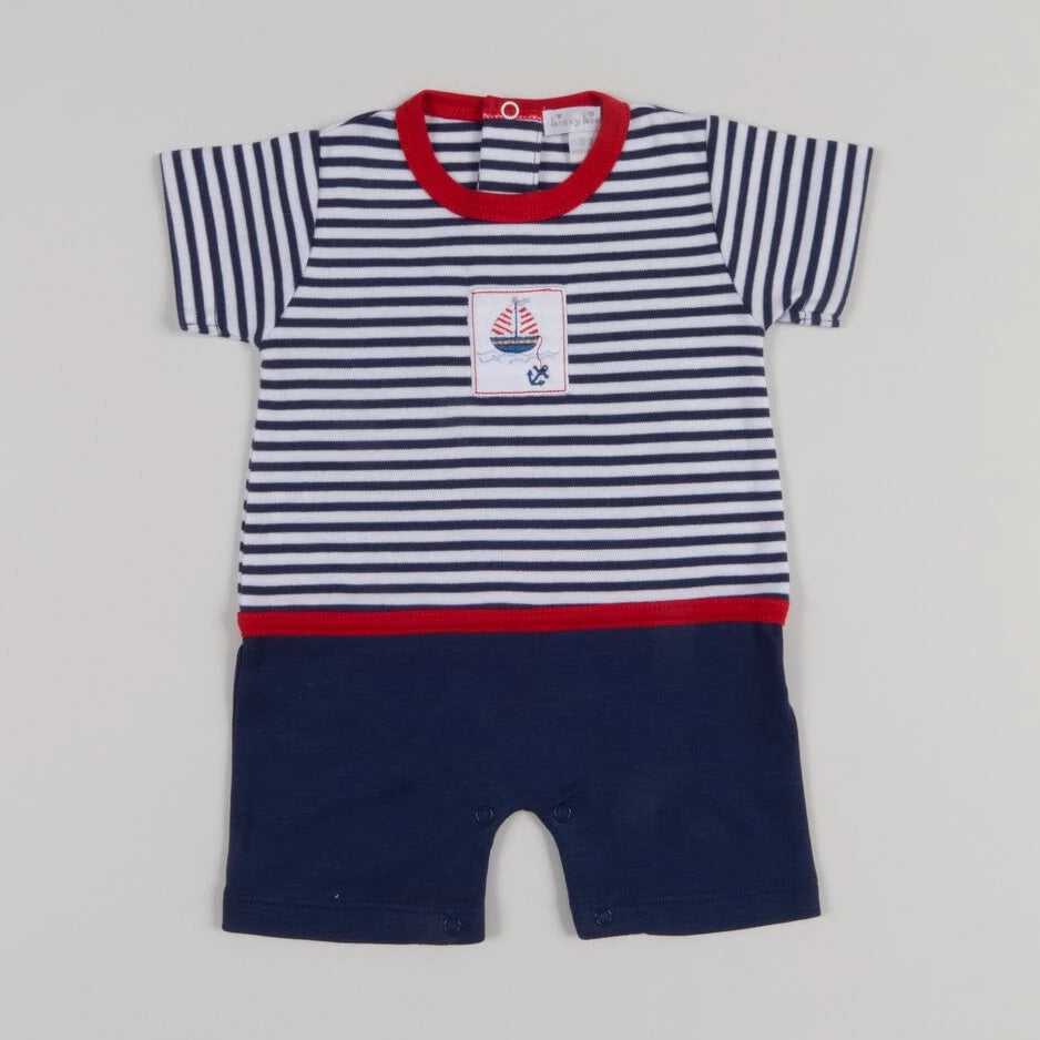 Boats Playsuit
