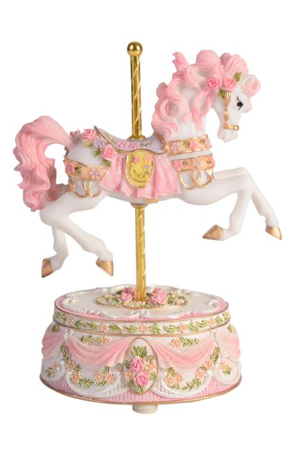 Musical Horse Pink