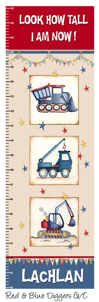 Growth Charts Canvas