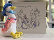 Load image into Gallery viewer, Keepsake Box Peter Rabbit