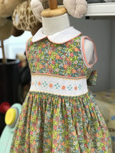 Load image into Gallery viewer, Alexandra Smocked Dress
