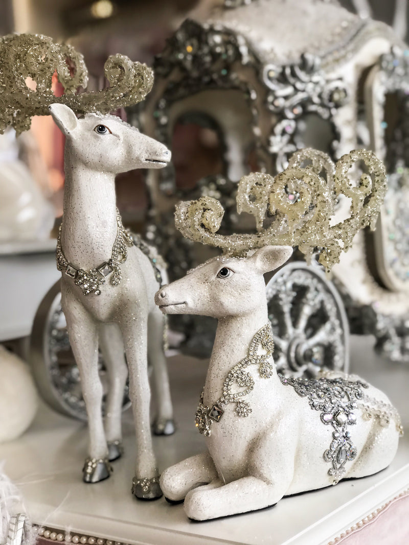 Crystal Deer Set