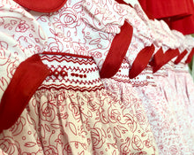 Load image into Gallery viewer, Georgiana Smocked Dress