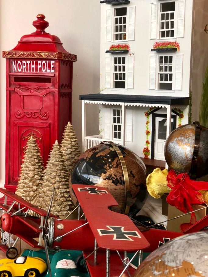 The Northpole Mail Box