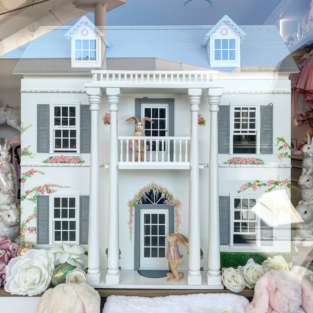 Georgia Doll house