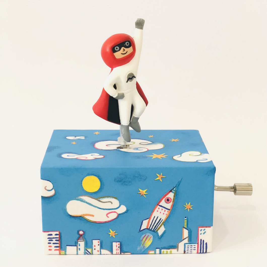 Rocketman Musical Box