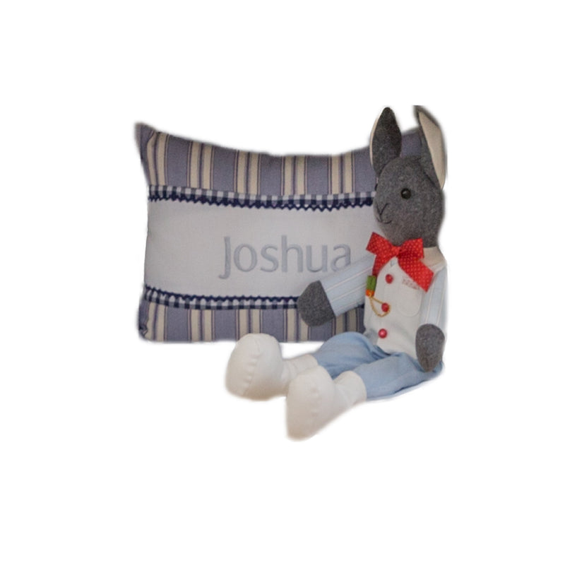 Personalised Pillow Gift Set Boy