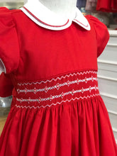 Load image into Gallery viewer, Victoria Smocked Dress