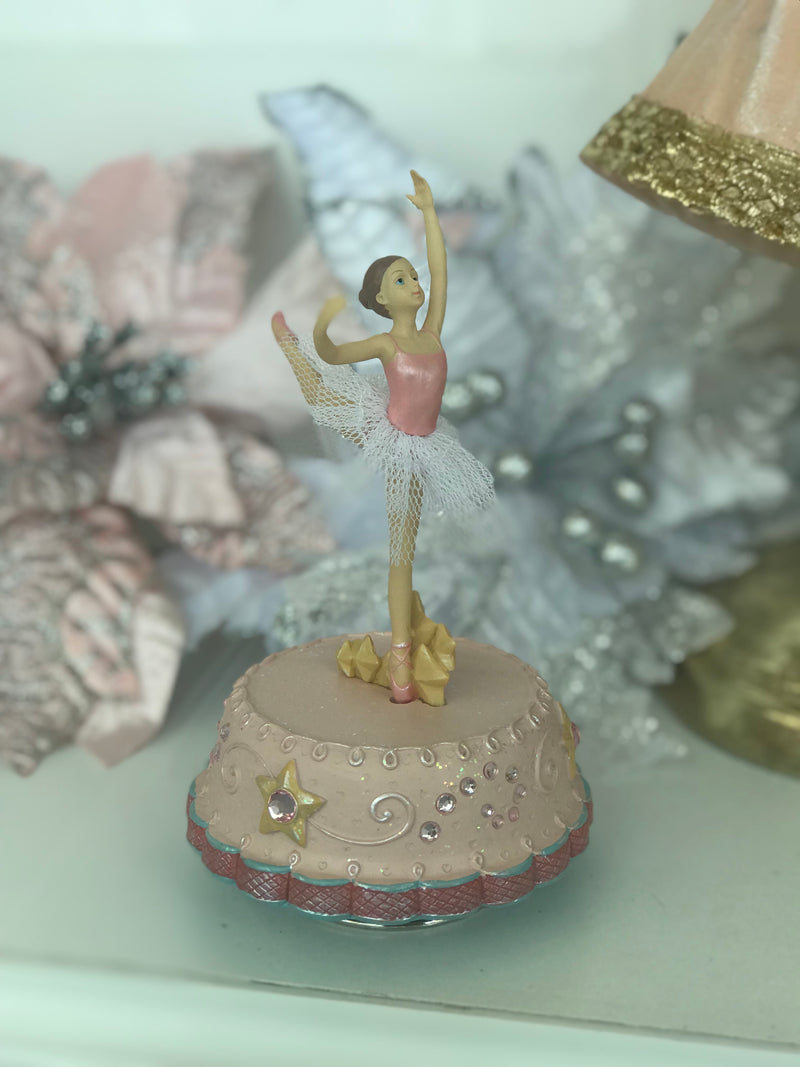 Pretty Pink Ballerina Musical