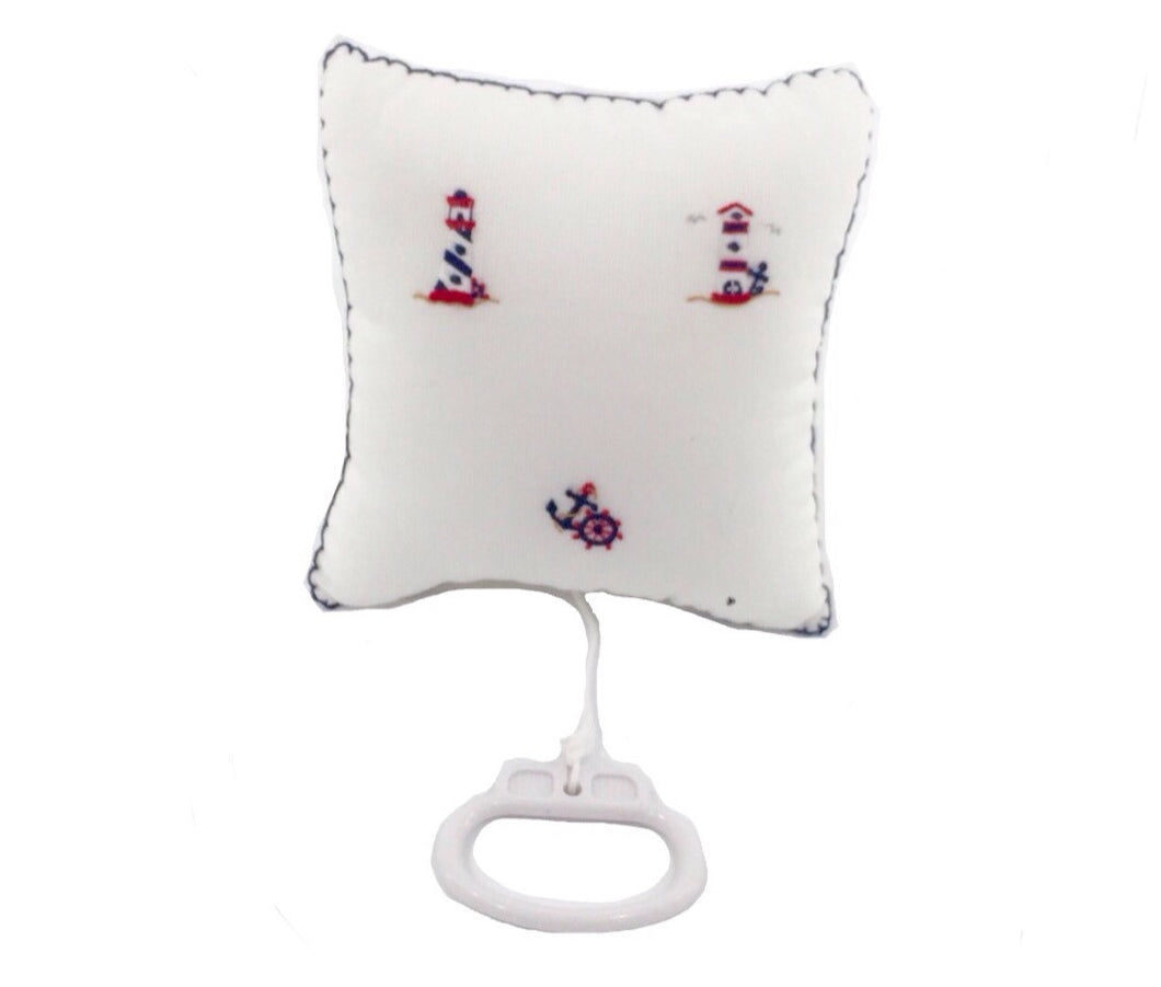 Musical Pillow Harbour Lights