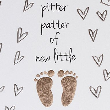 Pitter Patter of a New Little Grand daughter