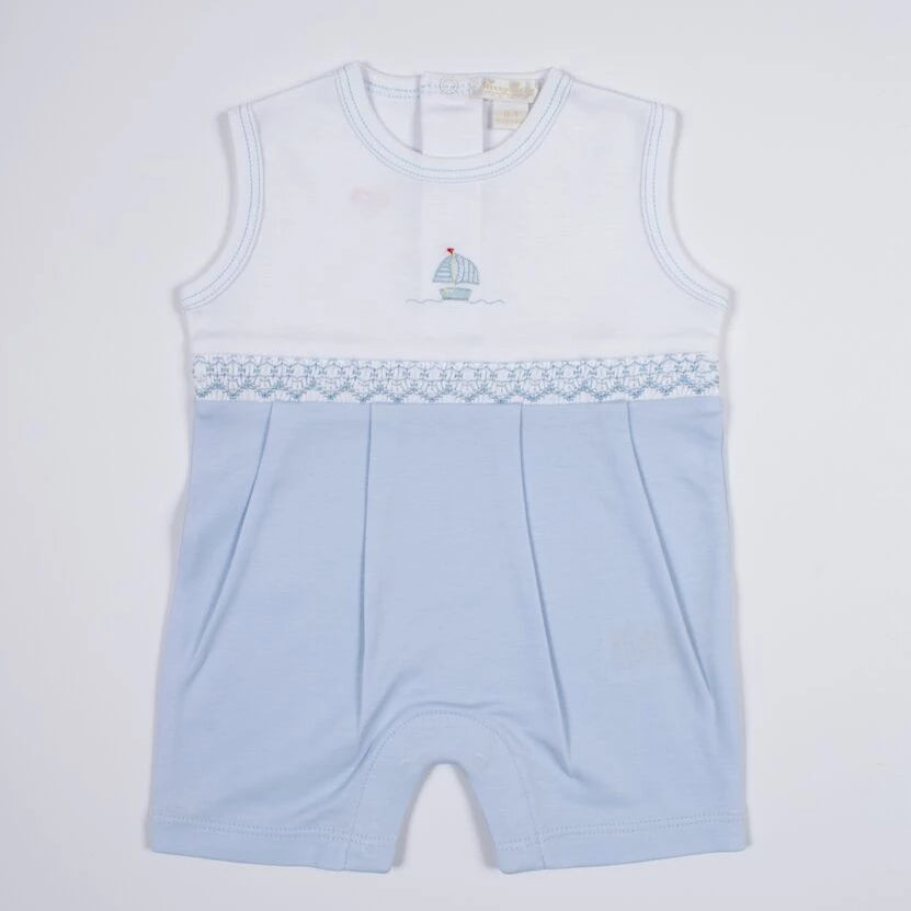 Sail Away Sunsuit