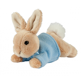 Peter Rabbit Lying Small