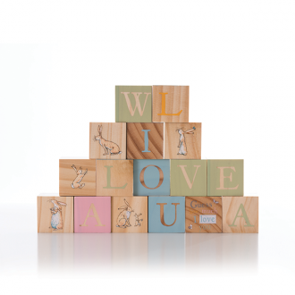 Guess How Much I Love You Picture Blocks