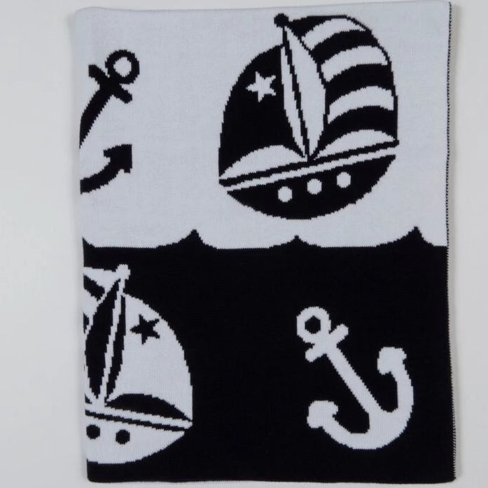 Sailboats Blanket