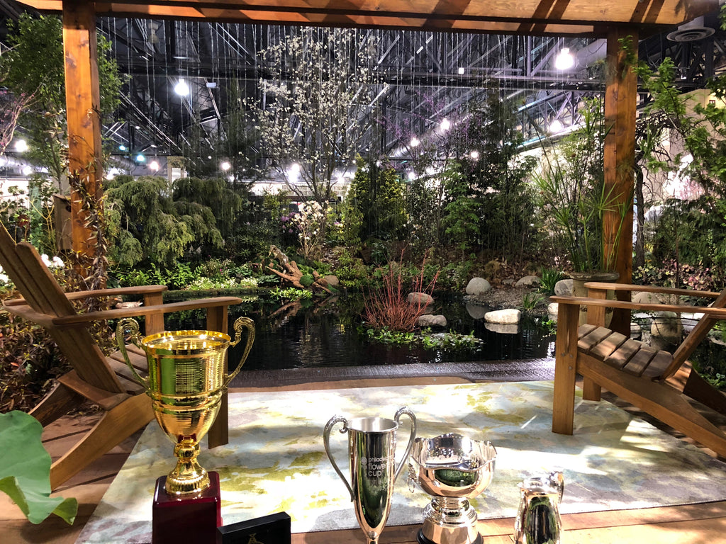 The Philadelphia Flower Show: Wonders of Water 2018
