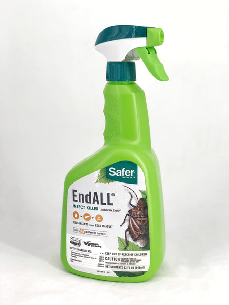 SAFER® BRAND READY-TO-USE END ALL® ORGANIC INSECT KILLER