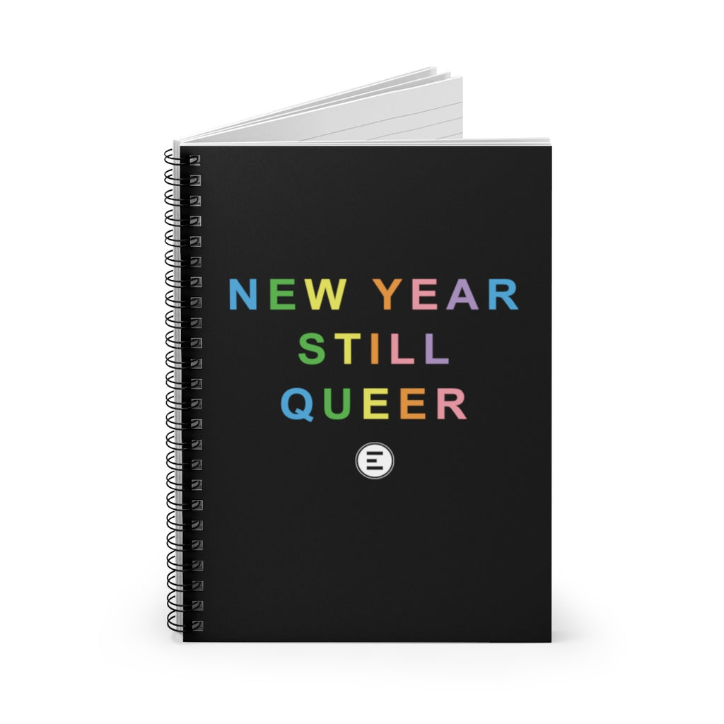 New Year Still Queer Notebook