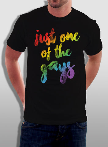 Just One of the Gays - The Equality Shop