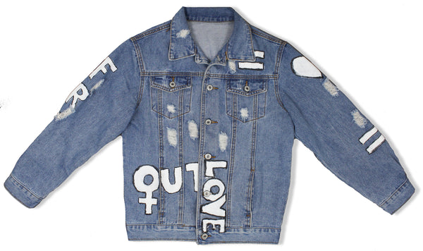 Free Denim Jacket