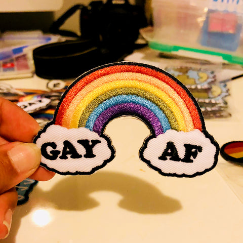 Gay AF Patch