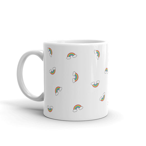 Rainbow All Over Mug