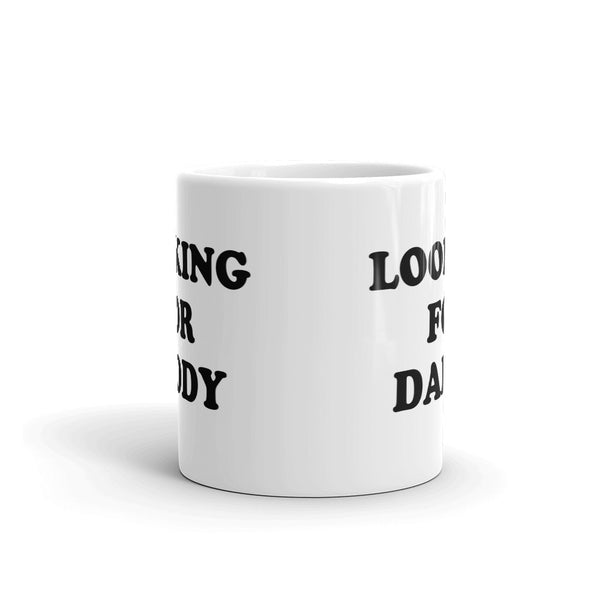 Looking for Daddy Mug