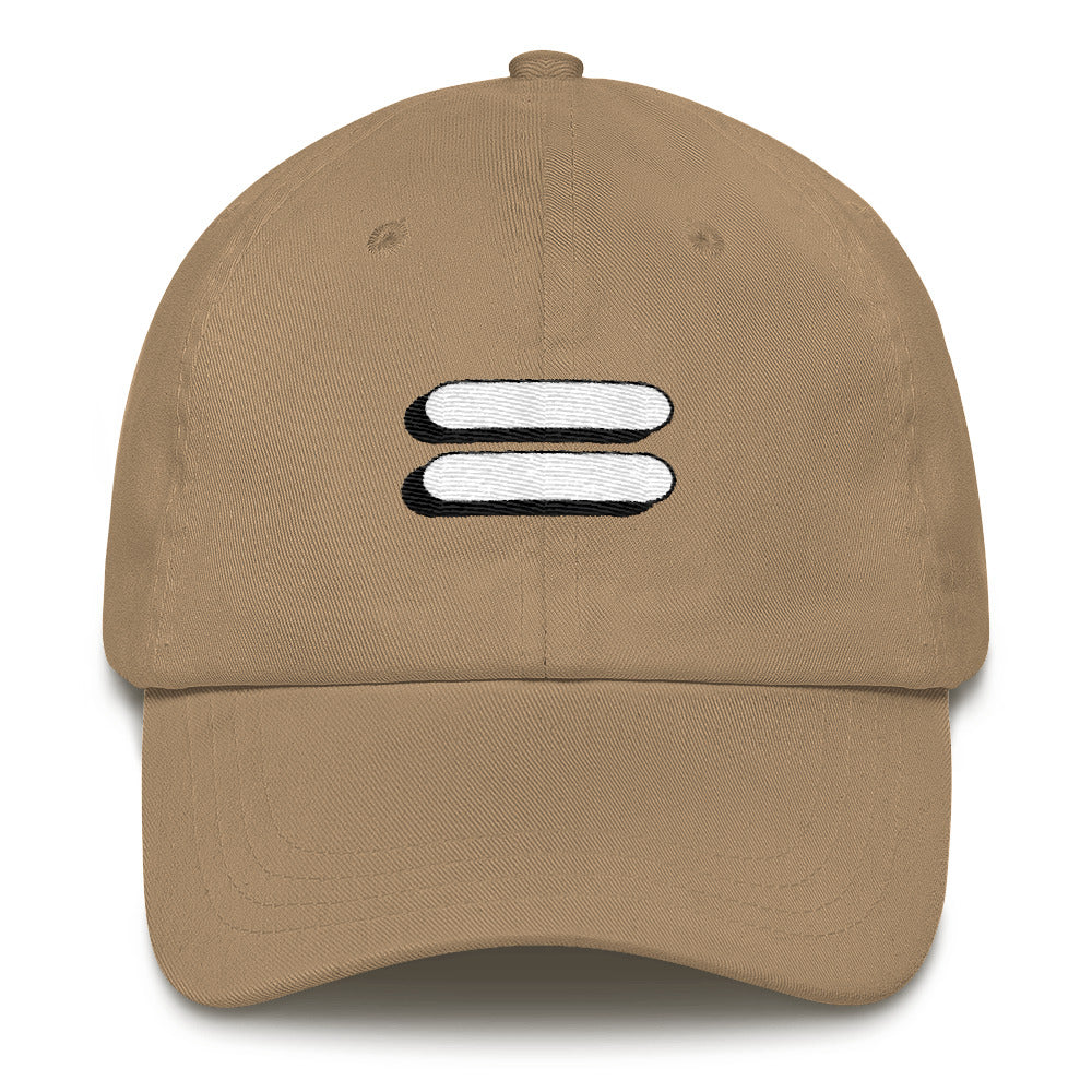 3df7a892486bc Equal Dad hat – The Equality Shop