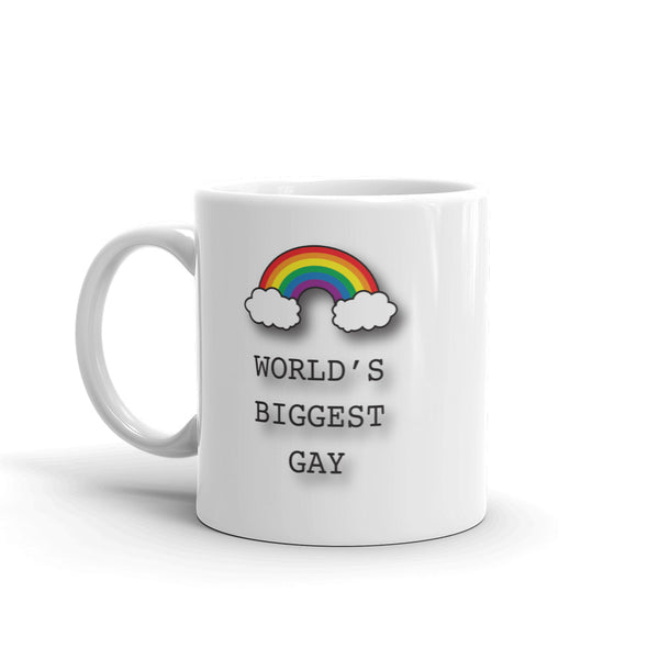 World's Biggest Gay Mug