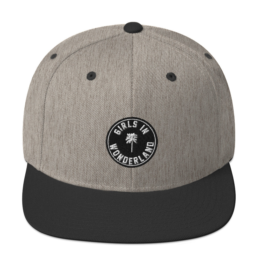 GIW Badge Snapback Hat
